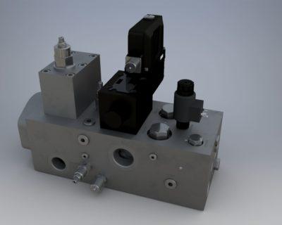 Hydraulic Stabilizer Manifold