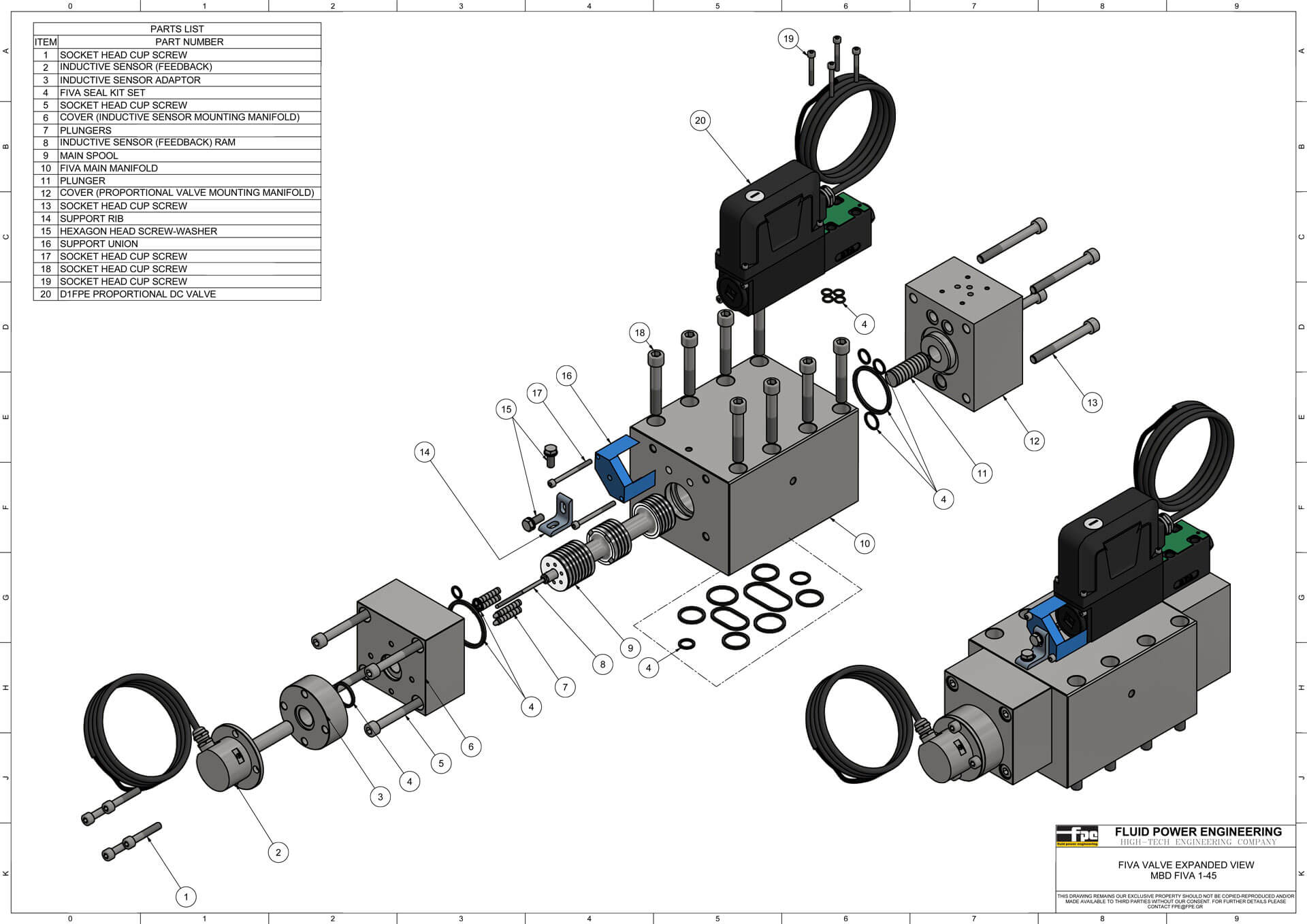 Fluid Power Engineering