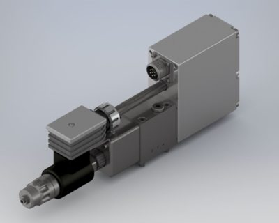 Hydraulic Proportional Pilot Control Valve